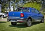 VW - Nuevas versiones para el Saveiro 7
