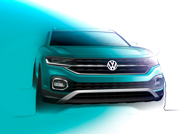 Volkswagen T Cross - I am Cool