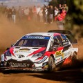 WRC - Catalunya 2018 - Dia 1 - Ott Tanak - Toyota Yaris WRC