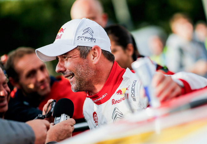 WRC - Catalunya 2018 - Final - Sebastian Loeb vuelve a la victoria en el Rally Mundial