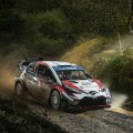 WRC - Gales 2018 - Dia 1 - Ott Tanak - Toyota Yaris WRC