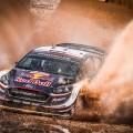 WRC - Gales 2018 - Dia 2 - Sebastien Ogier - Ford Fiesta WRC