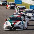 WTCR - Suzuka - Japon 2018 - Carrera 1 - Kevin Ceccon - Alfa Romeo Giulietta TCR