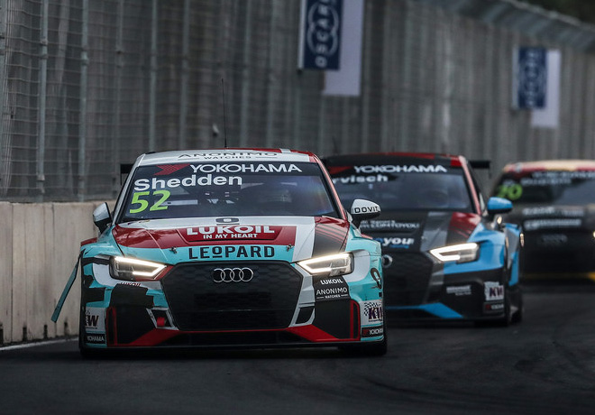 WTCR - Wuhan - China 2018 - Carrera 3 - Gordon Shedden - Audi RS3 LMS