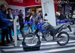 Yamaha exhibe un diverso line up de productos en el Salon Moto 2018 2