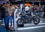 Yamaha exhibe un diverso line up de productos en el Salon Moto 2018 8