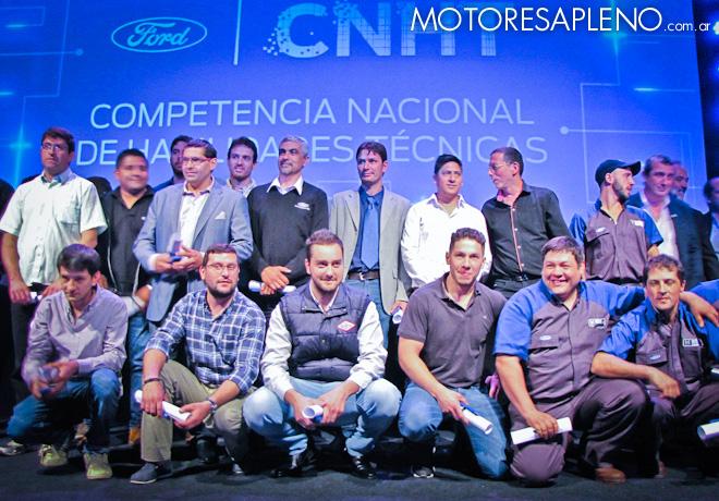 Undécima Edición de la Competencia Nacional de Habilidades Técnicas de Ford: Pericia y Conocimiento Técnico a prueba.