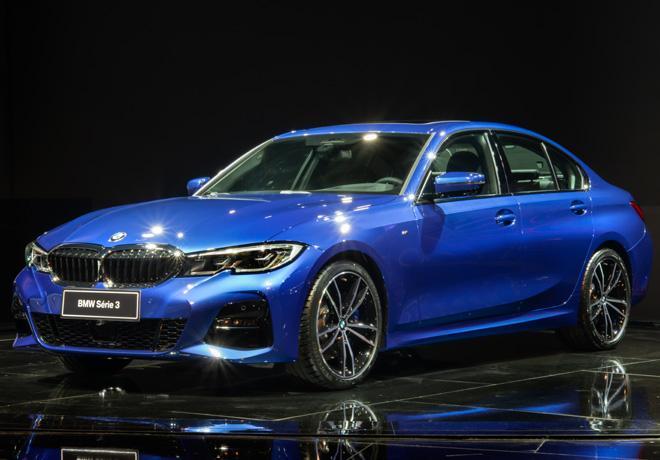 El futuro y el presente: BMW Group Brasil en el 30º Salón del Automóvil de San Pablo.