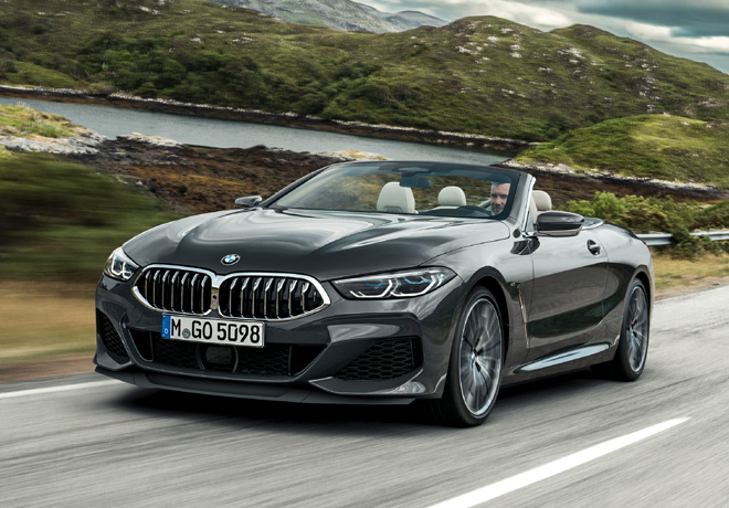 BMW Series 8 Convertible