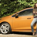 Chevrolet Cruze 4G LTE