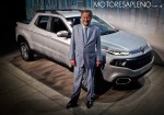 Cristiano Rattazzi - Presidente de FCA Argentina en la Presentacion de la Fiat Toro Nafta