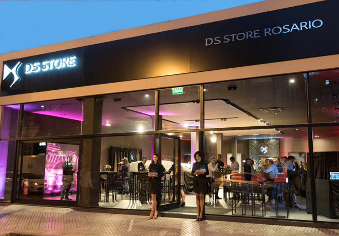 DS Automoviles - DS Store Rosario