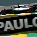 F1 - Brasil 2018 - Clasificacion - Lewis Hamilton - Mercedes GP