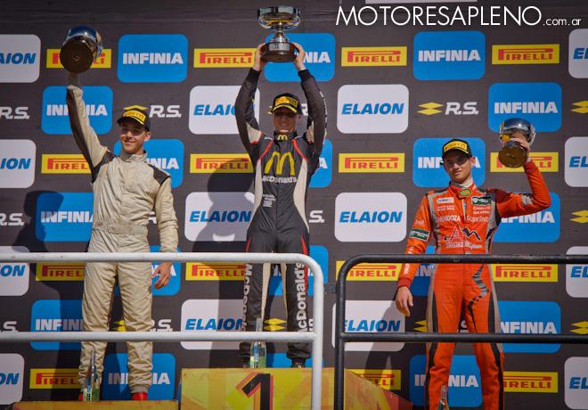 FR20 - Buenos Aires II 2018 - Carrera 1 - El Podio