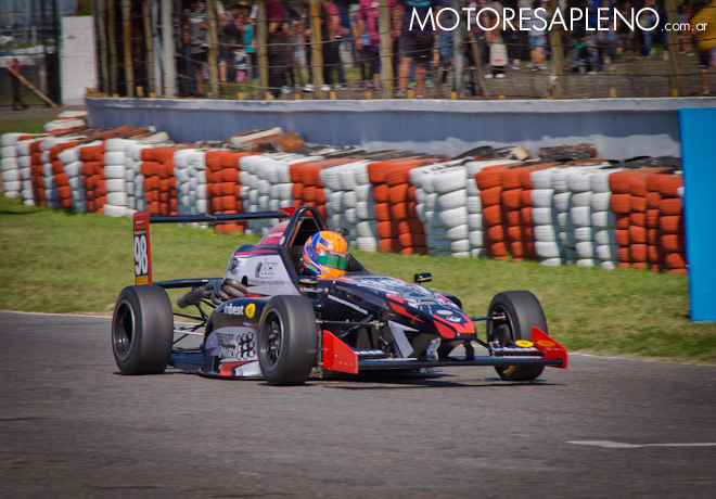 FR20 - Buenos Aires II 2018 - Carrera 2 - Esteban Fernandez - Tito-Renault