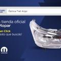 Fiat Mopar presenta su nueva tienda oficial de repuestos en Mercado Libre