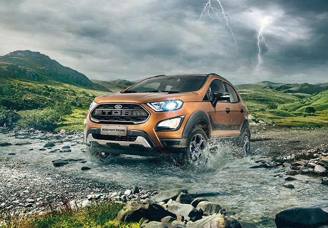 Ford EcoSport Storm 1