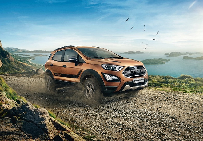 Ford EcoSport Storm 2
