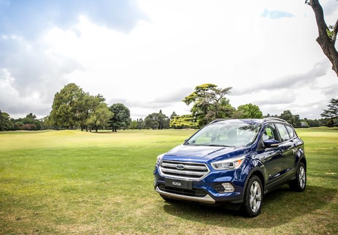 Ford Kuga - Asociacion Argentina de Golf