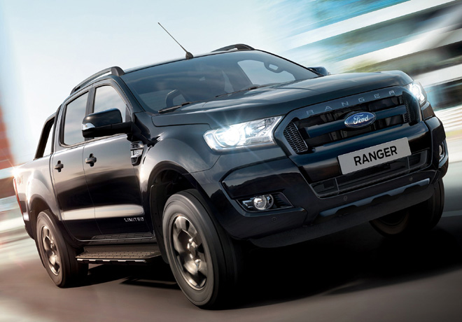 Ford Ranger Black Edition 2
