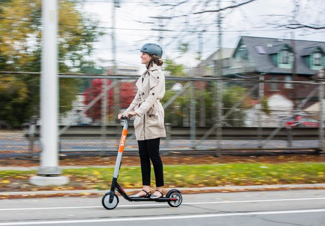 Ford incorpora mas opciones de Micro Movilidad gracias a la adquisicion de Spin - una empresa de scooters 4