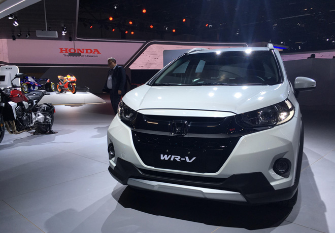 Honda WR-V 1