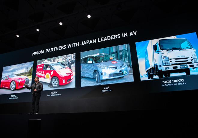 Isuzu avanza en la creacion de camiones autonomos