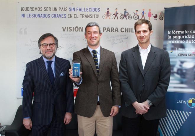 Latin NCAP lanza aplicacion movil con calificaciones de seguridad de vehiculos nuevos 2