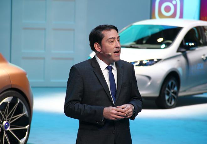 Luiz Fernando Pedrucci - Presidente de Renault para America Latina