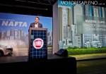 Martin Zuppi - Director General de FCA Argentina en la Presentacion de la Fiat Toro Nafta