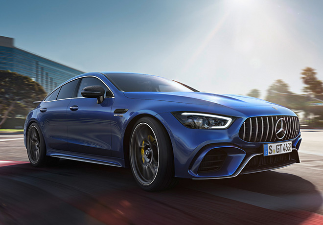 Mercedes-AMG GT 63 S 4MATIC plus