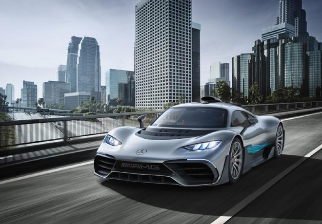 Mercedes-AMG ONE 3