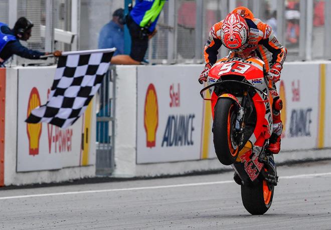 MotoGP - Sepang 2018 - Marc Marquez - Honda
