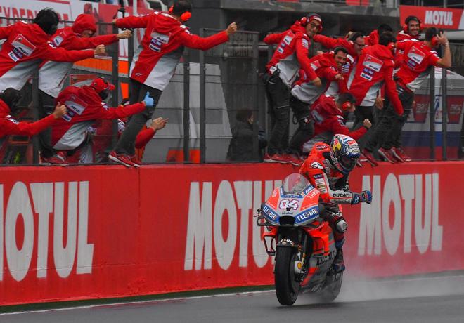 MotoGP - Valencia 2018 - Andrea Dovizioso - Ducati