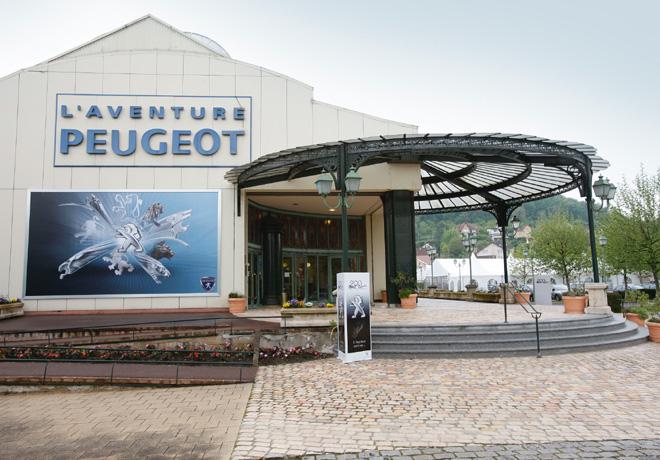 Museo de la Aventura Peugeot 1