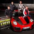 Porsche 911 GT2 RS MR - el deportivo de carretera mas rapido de Nurburgring 2