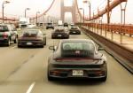 Porsche 911 bajo presion - Programa de pruebas para la nueva generacion 1