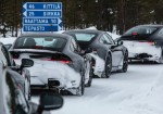 Porsche 911 bajo presion - Programa de pruebas para la nueva generacion 2