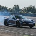 Porsche 911 bajo presion - Programa de pruebas para la nueva generacion 4