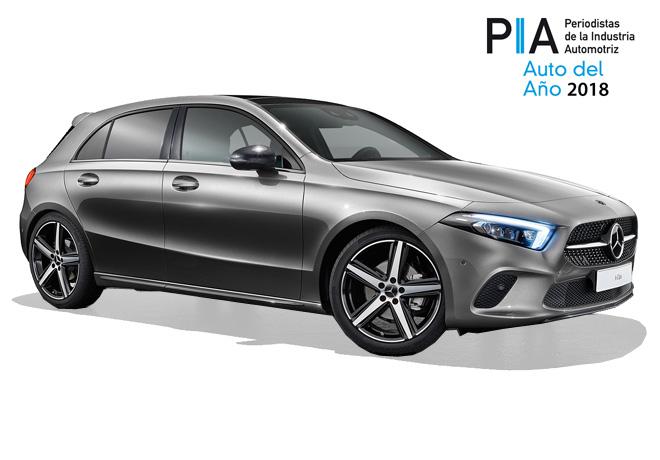 Premios PIA 2018 - Mercedes-Benz Clase A