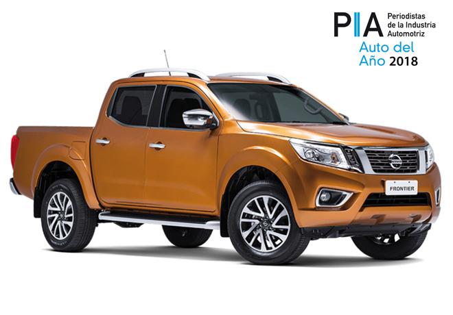 Premios PIA 2018 - Nissan Frontier