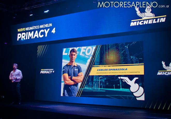 Presentacion Michelin Primacy 4 3