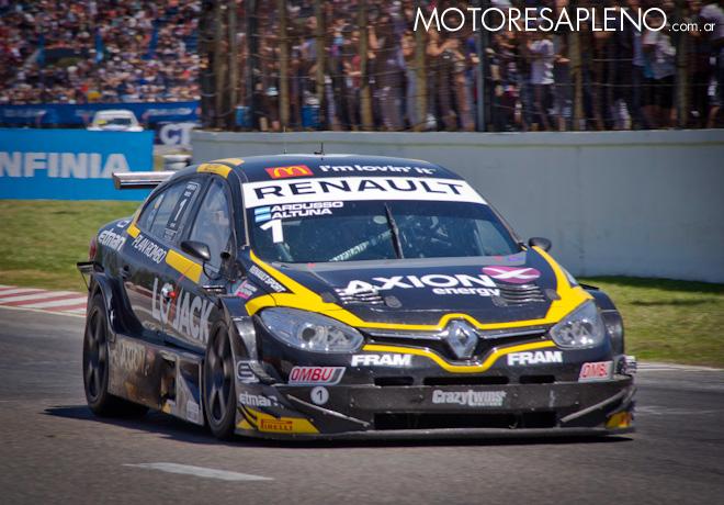 STC2000 - 200 km de Buenos Aires 2018 - Carrera - Facundo Ardusso-Mariano Altuna - Renault Fluence