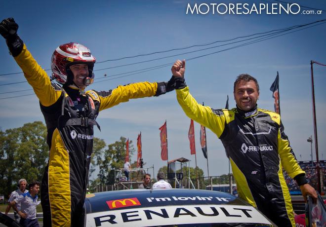 STC2000 - 200 km de Buenos Aires 2018 - Carrera - Facundo Ardusso-Mariano Altuna - la dupla ganadora