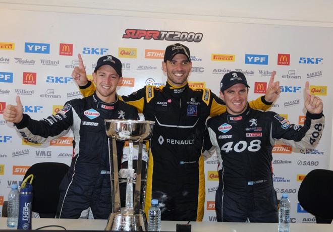 STC2000 - Alta Gracia - Cordoba 2018 - Final - Nestor Girolami - Facundo Ardusso - Mariano Werner