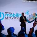 Toyota Argentina presento Toyota Mobility Services 1
