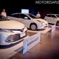 Toyota Argentina presento Toyota Mobility Services 3