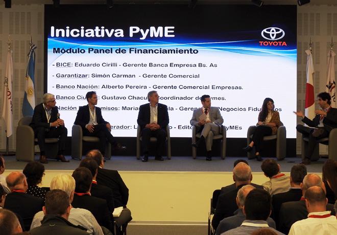 Toyota Iniciativa PyME 2