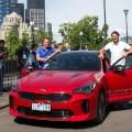 Un test drive diferente - Participa y viaja con KIA al Australian Open 2