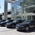 VW Group Argentina brinda soporte a la organizacion del G20 con vehiculos Audi A8 blindados